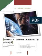 Disputa dintre Stiinta si Religie