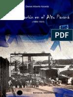 La navegación en el Alto Paraná. 1880-1920