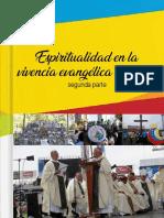 (3.2) Espiritualidad en la vivencia evangélica del joven (1)