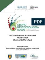 Taller_Bioenergia_de_las_Algas_I