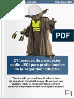 21 técnicas de persuación para profesionales de seguridad industrila
