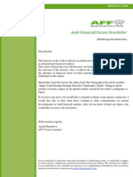 AFF Newsletter March 2011 ISSUE I