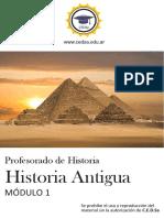 Modulo I Historia antigua final