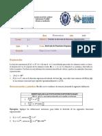 Guia de Aprendizaje 9, Derivada de Las Funciones Exponenciales, Corregida