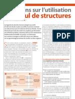 réflexion sur le calcul des structures
