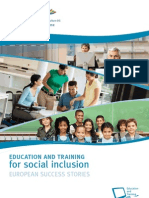 Education and Training for social inclusion