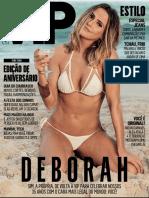 2016-06 - Revista VIP - Deborah Secco
