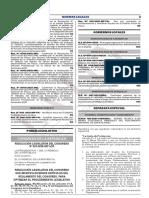 Resolucion Legislativa Del Congreso Que Modifica Diversos Ar Resolucion Legislativa No 023 2020 2021 Cr 1968060 1 Unlocked