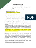 Questão de FILOSOFIA_Teresa Formiga