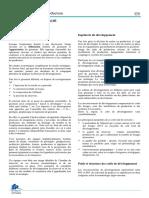 Fiche A40 - Développement
