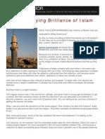 The Terrifying Brilliance of Islam