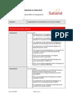 Lijst alternatieve zorgaanbieders 2021 Salland
