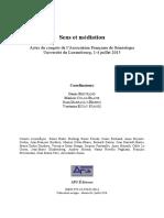 I. Médiation Fonction