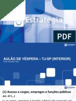 Constitucional TJ-SP- interior- 2018