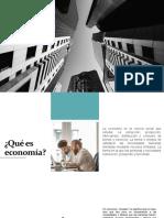 Alcance y Método de La Economía