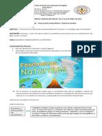 Guía# 1 (Química)Ciencias Naturales
