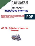 CURSO DE CALDEIRA