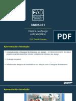 Slides de Aula – Unidade I (1)