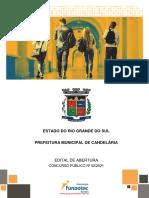 Edital de Abertura n 02 2021 Concurso Publico