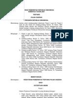 PP-65-2001 ttg Pajak Daerah