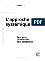 9782710134565 l Approche Systemique Ned Sommaire