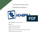 resumen del capitulo 14 Proceso de preparacion de datos.