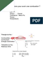 Expliocation Comb Séance 2