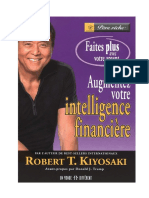 AUGMENTEZ VOTRE INTELLIGENCE FINANCIÈRE - Robert Kiyosaki