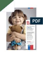Campaña Elige Vacunarte Contra la Influenza