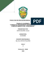 CONDUCTA PROGRAMADA DEPENDIENTE 2