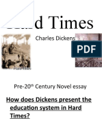 charles dickens hard times notes
