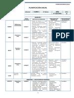 Musica Planificacion 6 Basico Docx