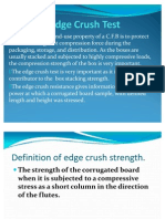Edge Crush Test