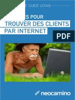Neocamino - GUIDE 10 Étapes Pour Trouver Des Clients Par Internet