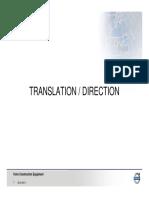 1. Translation Direction