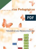 Tendências pedagógicas da educação brasileira