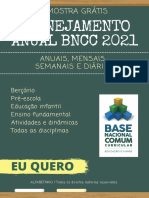 Amostra Grátis - Planejamentos Bncc