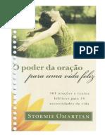 @BibliotecaCrista 370 O Poder Da Oração Para Uma Vida Feliz Stormie