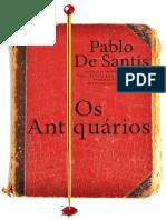 Os Antiquarios - Pablo de Santis