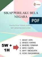Tugas 1. SIKAP & PERILAKU BELA NEGARA_yuanita sinar yulianti_revisi
