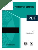 Ciencia, Ambiente y Derecho-César Nava Escudero