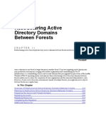 14_CHAPTER_11_Restructuring_Active_Directory_Domains_Between_Forests