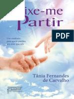 Deixe-Me Partir - Tânia Fernandes de Carvalho