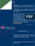Teste de Pressão Arterial