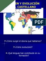 EVOLUCION DEL CASTELLANO - SAN MARCOS TILDA
