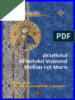 Acatistul Sfântului Voievod Ştefan Cel Mare (2 iulie)