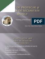 Lp - Norme de protecţie şi tehnica de securităţii