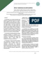 Anticuerpos y Semivida de Anticuerpos