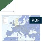 RWE Gaspipelinesystem Europa