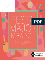 Programa Festa Major